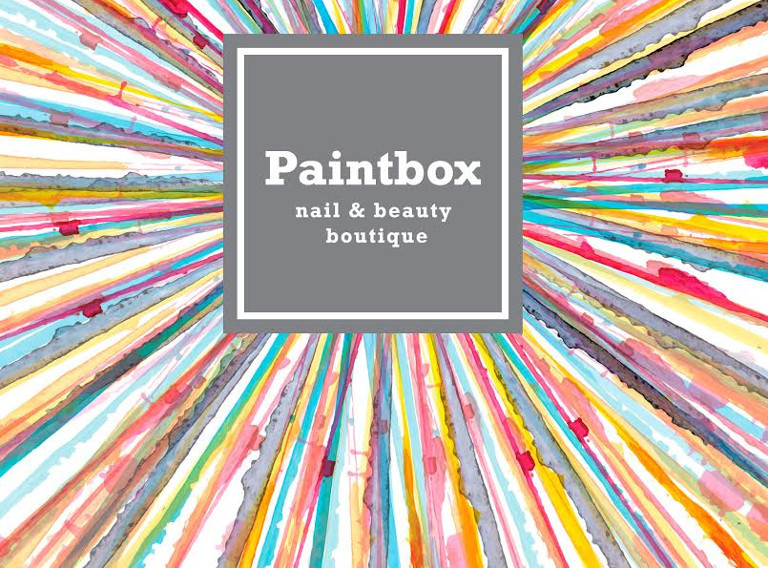 Paintbox Boutique beauty salon logo